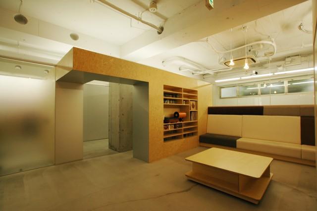 南青山のオフィスの改修計画 | Minami Aoyama office Renewal