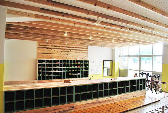 小田原市立酒匂小学校木質化改修 | Renovation of Odawara City Sako Elementary School