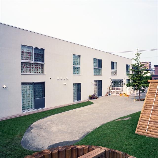 札幌の保育園 | The Nursery school in Sapporo