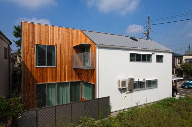 五本木の家 | House in Gohongi