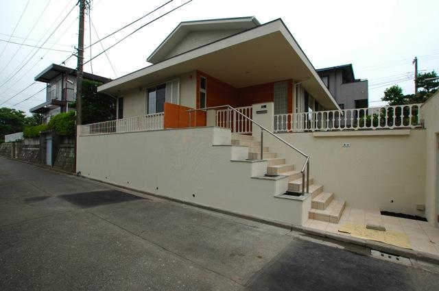 片瀬山の家 | House in Kataseyama