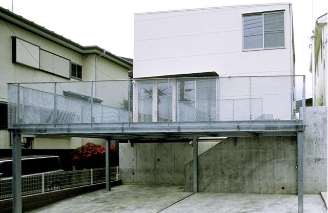 美しが丘の家 | House in Utsukushigaoka