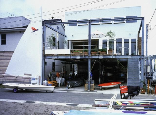 葉山ヨットハウス | House in Hayama
