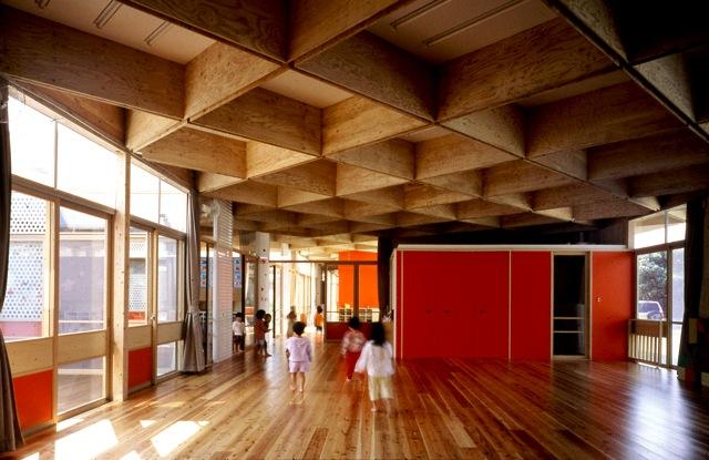 八代の保育園 | The Nursery school in Yatsushiro