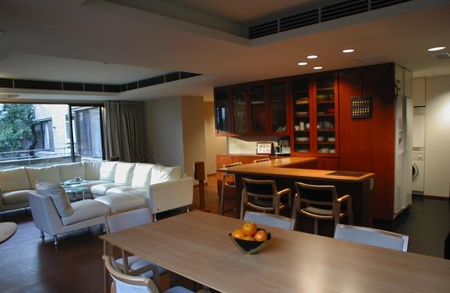 三田のマンション | Apartment House in Mita