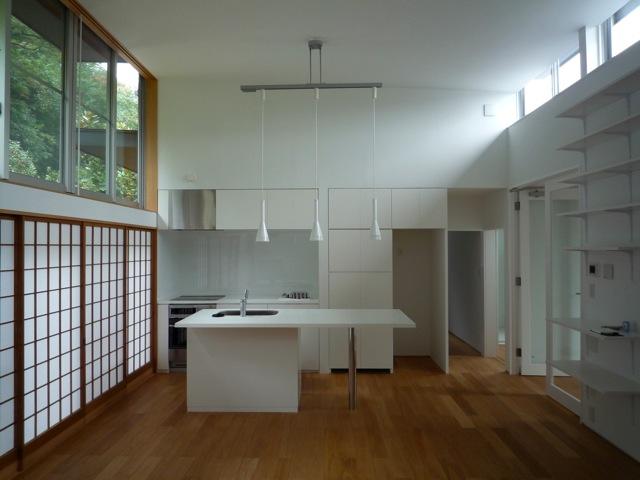 稲村ケ崎の住宅 | House in Inamuragasaki