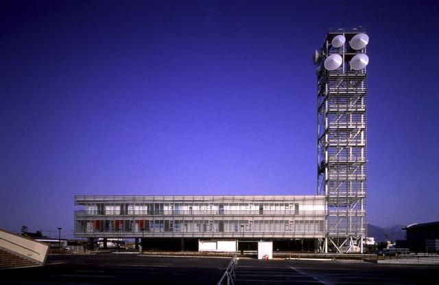 NHK長野放送会館 | NHK-Nagano Broadcasting Hall