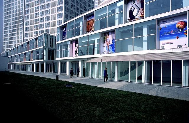 北京建外SOHO低層部商業施設 | Commercial Facilities of JIAN WAI SOHO in Beijing