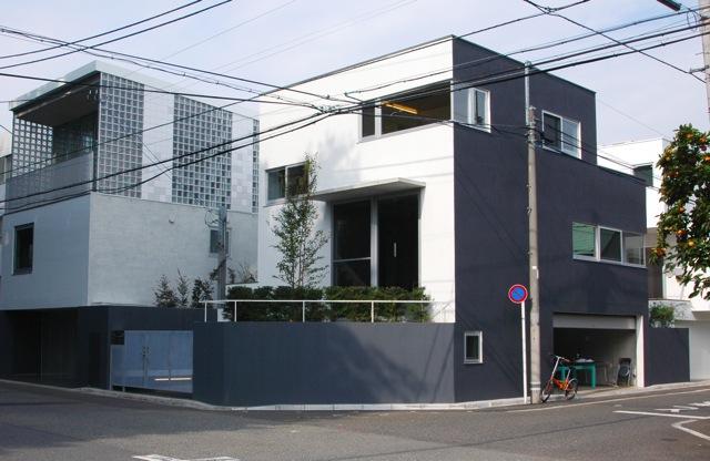 玉川台の住宅 | House in Tamagawadai