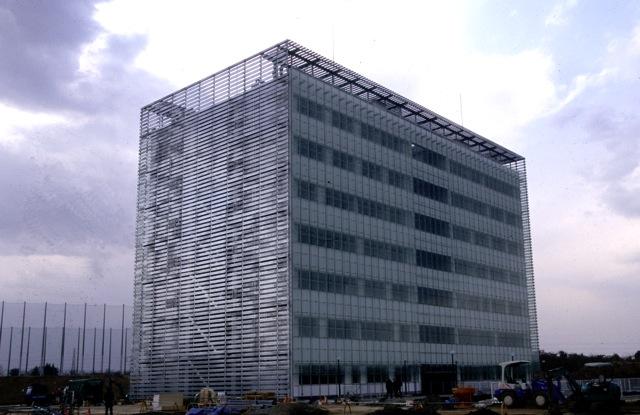 東大柏キャンパス新棟 | A new bldg. of Tokyo Univ. in Kashiwa Campus