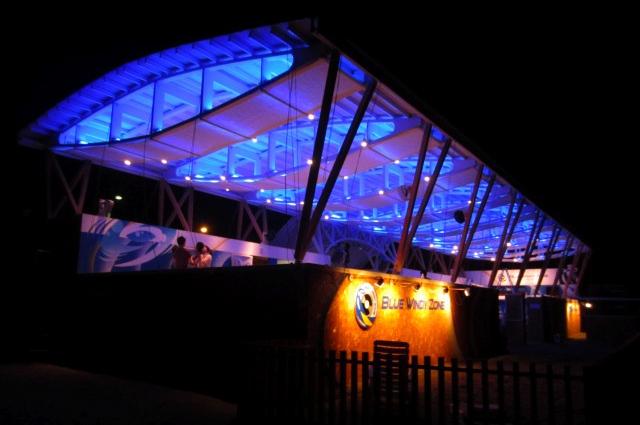 由比ケ浜の海の家2011 BLUE WINDY ZONE | Beach House in Yuigahama 2011