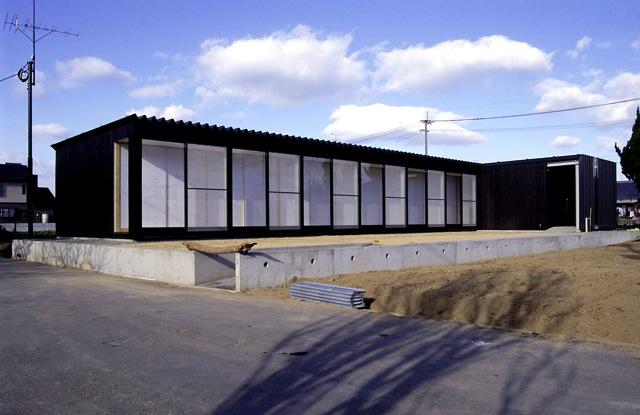 八代の公民館 | The Public Hall in Yatsushiro
