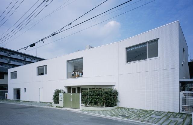 横浜の保育園 | The Nursery school in Yokohama