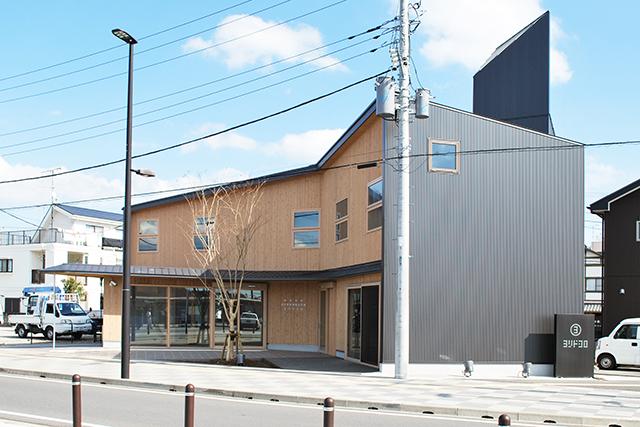 横芝光町横芝駅前情報交流館 ヨリドコロ   Yokoshiba hikarimachi Common Centre   Yoridokoro