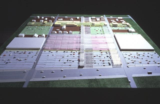 八代のショッピングセンター計画案 | Shopping Center in Yatsushiro Proposal