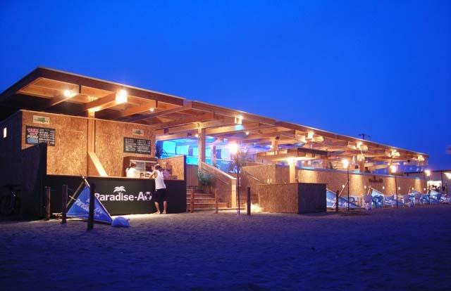 由比ケ浜の海の家2007 Paradise-AO | Beach House in Yuigahama 2007